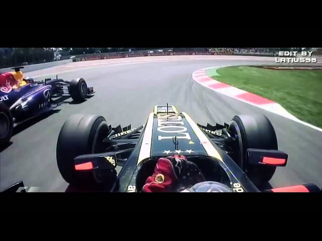Formula 1 2013 Edit Video V2 - The Pretender - Foo Fighters
