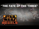 The Fate of the Three - Legends of the Lasat Preview Star Wars Rebels