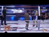 Banchamek (Thai) vs. Liu Hainan (China) -70kg, Kunlun Fight 36