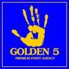 Организация праздников - Golden 5