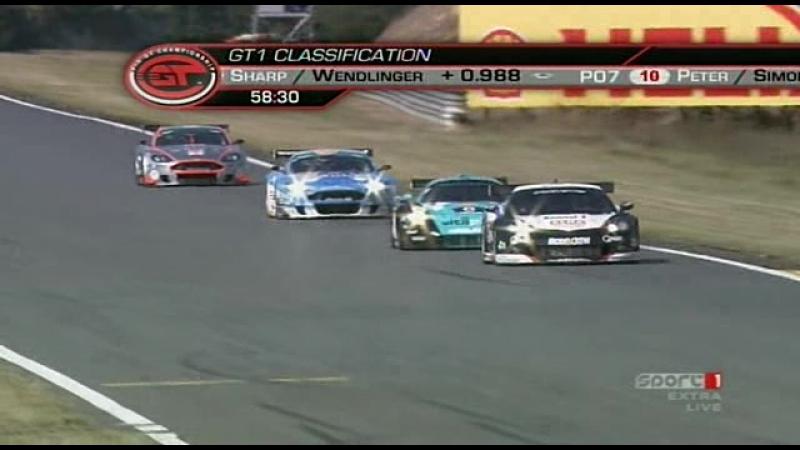 FIA GT 2008. Этап 8 - Ногаро