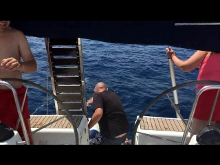 Яхтинг май 2015. Греция.