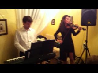 Музыкальное оформление свадьбы. Ресторан