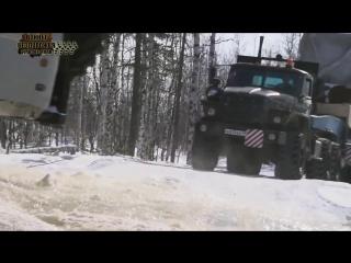 Дальнобойщики севера дороги крайнего севера зимник #7 extreme truck driver siber