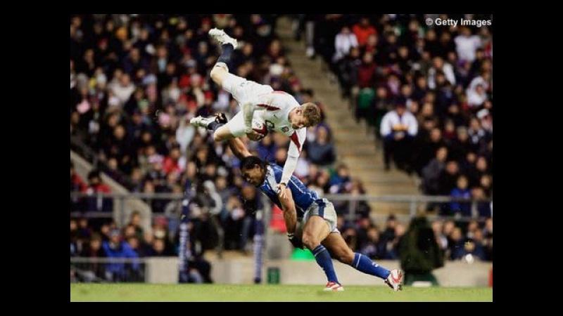 Rugby Motivation 2014 / 2015 / 2016 - Big hits - Tackles - Highlights