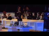 Королева Рания приняла участие во Всемирном женском форуме 2016 в Дубае (2ч.52мин.)