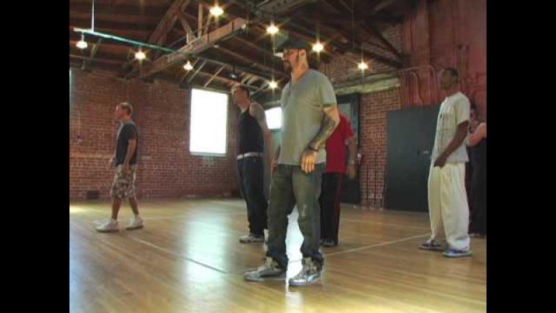 Backstreet Boys rehearsal behind the scenes - YouTube