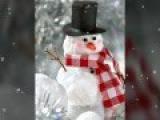 Как сделать снеговика из ваты своими руками