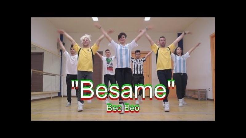 JoeyRina Besame Anneè Beo Beo | Impara i passi | Balli di gruppo 2015 Youtube