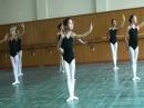 Jocelyn at Beijing Dance Academy 北京舞蹈學院附中古典舞身韵課