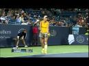 Caroline Wozniacki vs Victoria Azarenka CINCINNATI 2015 R2