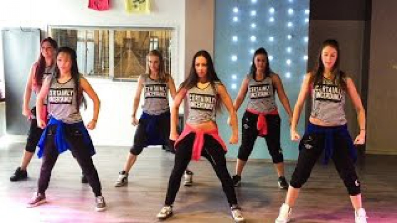 PSY DADDY Easy Fitness Cover dance parts Choreography Kids
