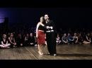 Tango: Noelia Hurtado y Oliver Koch, 26/04/2015, Brussels Tango Festival, Random couples 4/5