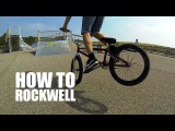 How to Rock walk (Как сделать рок волк на BMX, MTB) Школа BMX Online #7 Дима Гордей