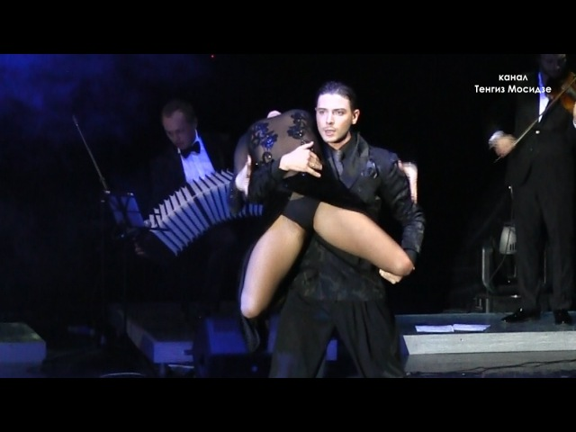 Tango Los Mareados. Julia Winar and Kirill Parshakov. Танго. Юлия Винар и Кирилл Паршаков.