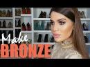 Maquiagem Bronze de Verão Completa Pele e Olhos
