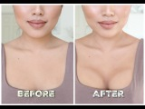 Instant Cleavage with Makeup !!!