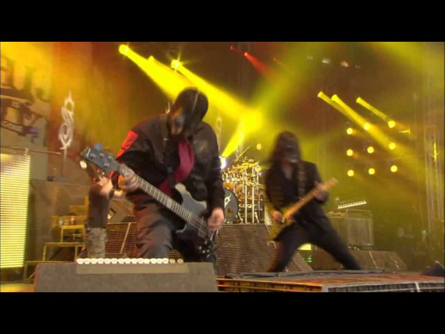 (sic)nesses - Eyeless - HD - Slipknot - Live at Download 2009 - 3