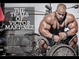Мастер класс Victor Martinez Тренировка бицепса
