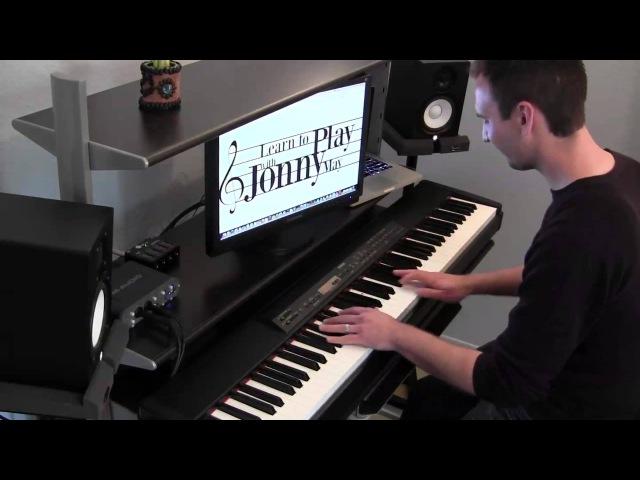 You've Got a Friend In Me Piano Arrangement by Jonny May