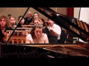 Olga Ivanova Russian Pianist Российская пианистка Ольга Иванова
