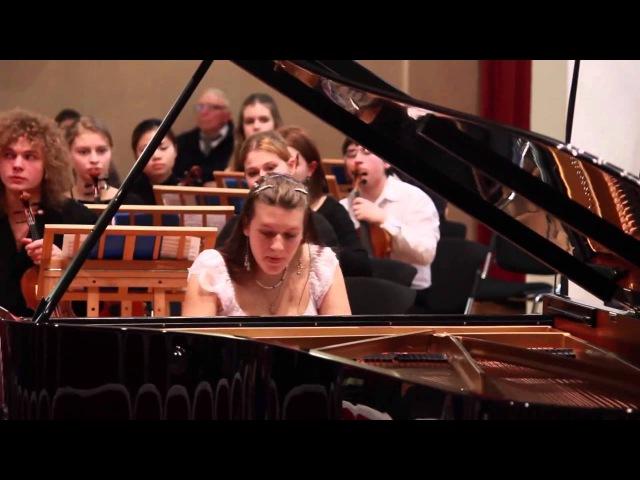 Olga Ivanova, Russian Pianist - Российская пианистка Ольга Иванова
