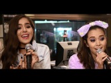 Megan Nicole and Sammi Sanchez cover Drag Me Down by One Direction  Radio Disney