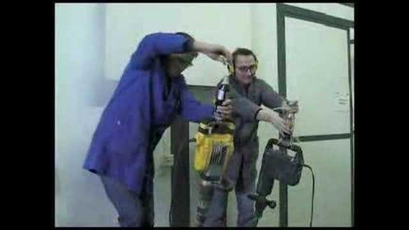 DEWALT Vibration Funny Video