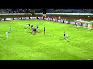 Видеообзор ответного матча 3-го отборочного раунда Лиги Европы 2015/2016 «Слован» – «Краснодар»