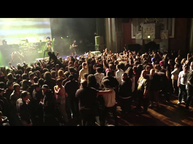 SUICIDE SILENCE OCD w Austin Carlile Mitch Lucker Memorial Show