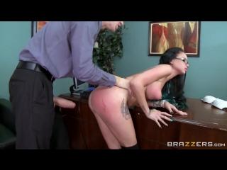 Порно с красотками - Жестко поимел секретаршу - Brazzers