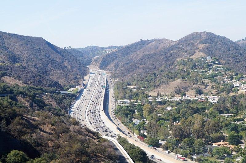 Хайвеи в Лос-Анджелесе