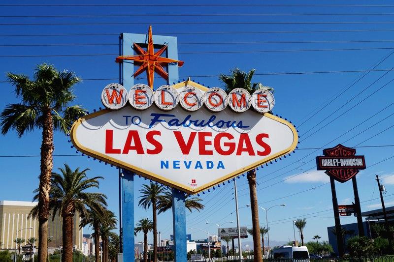 Лас-Вегас Welcom Sign