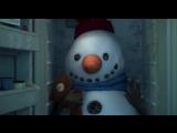Новые Мультики 2015 _ Лили и Снеговик ( Смотреть Рождественские Мультики ) HD