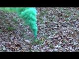 Jorge - Smoke Fountain JFS-1 Green (Grün) - Polenböller