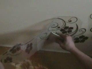 фото виниловая наклейка на потолок