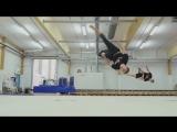 Amazing VellusTa Team Tricking Duo - Riku and Vellu ( 2016 )