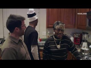 NOISEY Bompton: История Кендрика и ужин с Лил Л (Часть 2) | Правильный перевод | Shao ©
