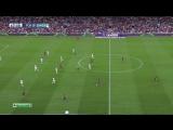 Чемпионат Испании 2015-16. 2-й тур. Барселона - Малага : 1 - 0 (2-й тайм) (29.08. 2015)