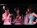 AKB48 150615 M43 LOD 1900 (Kitazawa Saki BD, Tsuchiyasu Mizuki Maeda Mitsuki graduation announcement) 03