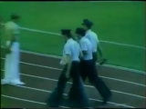 1976 (27.07) НДР - СРСР - 2-1 Перший стрікер на матчі Збірній СРСР. Козацькому роду, нема переводу