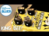 Walker A&ampE Effects - King Bee MK II Overdrive Pedal