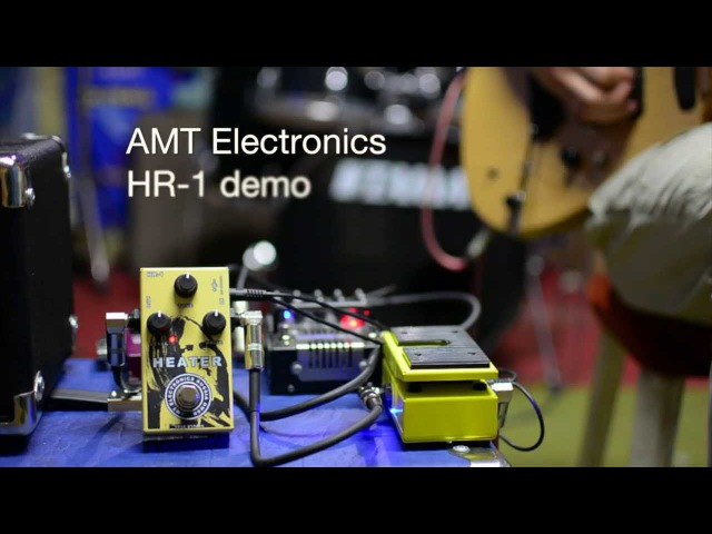 AMT Electronics HR-1 Heater demo