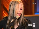 Avril Lavigne - He Wasn't @ AOL Sessions 12/04/2004