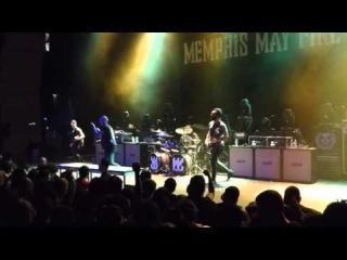 Memphis May Fire - Vices LIVE San Antonio 3/16/16 [HD]
