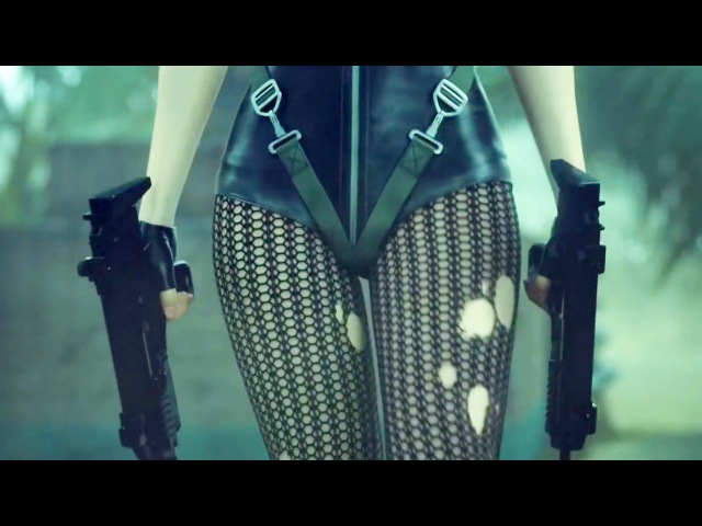 Nun Assassins: Hitman Absolution. Attack of the Saints (Reformatted 16:9)