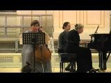 Прокофьев соната C-dur для виолончели и фортепиано, 2-я часть