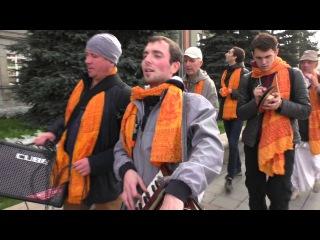 Харинама-санкиртана/Harinam sankirtan Russia 2015, Екатеринбург 27.09. Эпизод 2