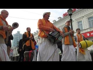 Харинама-санкиртана/Harinam sankirtan Russia 2015, Екатеринбург 27.09. Эпизод 3