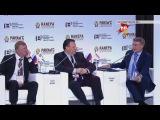 Николай Сванидзе и Михаил Делягин о заявлении Германа Грефа на Гайдаровском форуме